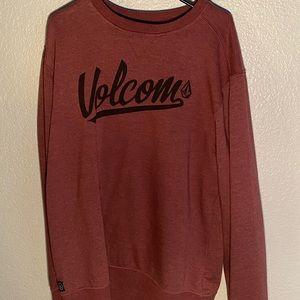 Maroon Volcom Sweater
